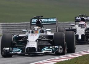 La suerte se alía con Alonso en las cronos del Gran Premio de Malasia