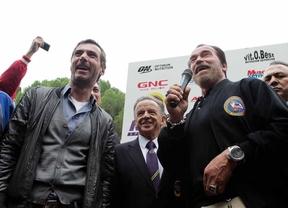 Arnold Schwarzenegger, presentador de lujo de la Reebok Spartan Race