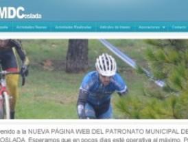 El Patronato municipal del Deporte de Coslada estrena web