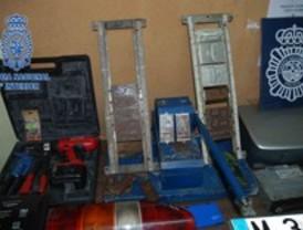 Cae una banda que robó más de 60 furgonetas para venderlas en Marruecos