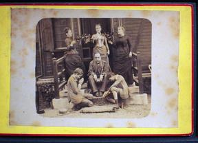 Foto de Degas en apoteosis.
