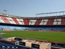 Amplio dispositivo de seguridad para el derbi madrileño, declarado de alto riesgo