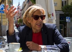 Entrevista a Manuela Carmena, candidata a la alcaldía por Ahora Madrid.