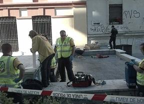 Otro indigente, presunto asesino del mendigo de Delicias