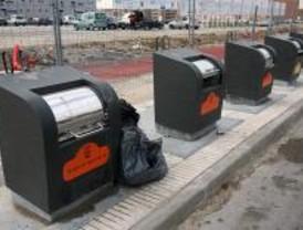 Huelga de los trabajadores de recogida de basuras en Alcorcón