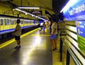 El Metro llegará este miércoles al Ensanche de Vallecas