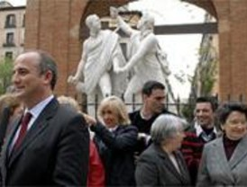 Sebastián promete recuperar las fiestas del 2 de mayo en Malasaña