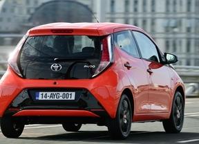 Toyota Aygo, diseño urbano