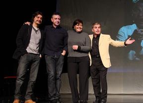 Pedro Ruiz y sus colaboradores