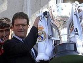 El Real Madrid prescinde de Capello