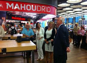 La promoción turística viaja de Mahoudrid a Londres