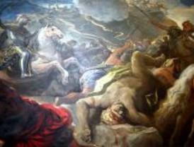 66.000 euros para restaurar un cuadro de Luca Giordano