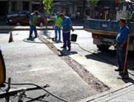 Finaliza el Plan de Asfaltado en Alcorcón