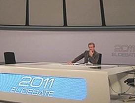 Todo listo para el 'cara a cara' entre Rajoy y Rubalcaba
