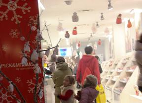 Cada español gastará 209 euros de media en regalos navideños