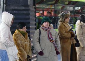 El frío irrumpe en Madrid y las estaciones de esquí plantean su apertura