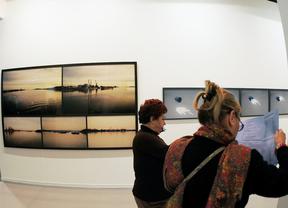Turistas en ARCOmadrid 2014