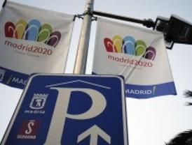 Madrid 2020 aclara el malentendido por la tipografía del logo