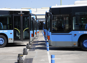 La EMT ofrecerá un servicio sustitutivo de la línea 9 de Metro el domingo