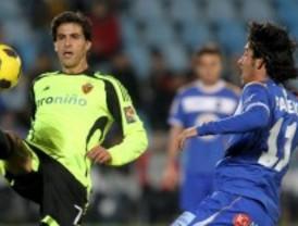 Getafe y Zaragoza sellan un empate de escaso valor