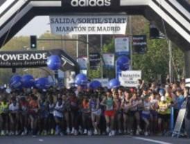 Comienzan los entrenamientos para el Maratón de Madrid
