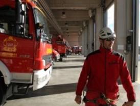 Los bomberos advierten de que en Madrid
