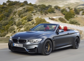 BMW M4 Cabrio, altas prestaciones a cielo abierto