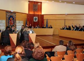 Votación en el pleno