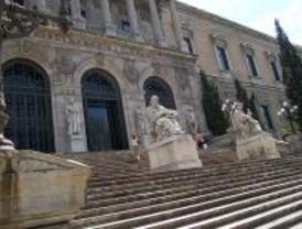 La Biblioteca Nacional cierra por el recuento anual
