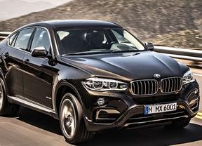 BMW X6, prestaciones con líneas extrovertivas