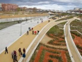 Un corredor peatonal, ciclista y ambiental