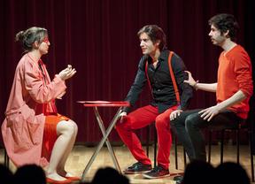 El musical 'Orgullo', basado en las canciones de Alejandro Martínez, en el Alfil