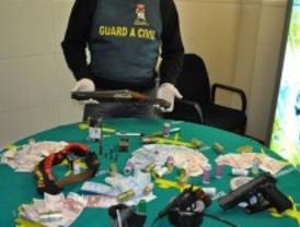 Detenido por 12 robos a bancos un atracador de los años 80