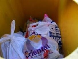 Primeras multas en Madrid por no reciclar