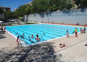 La piscina de La Concepción reabre siete años después