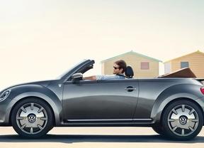 Volkswagen homenajea a Karmann con un especifico Beetle Cabrio