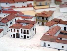 Una maqueta de 270 casas reproduce el Móstoles de 1808