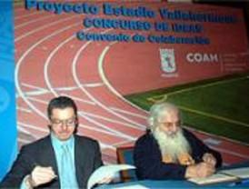 El estadio de Vallehermoso será un gran centro deportivo de 44.000 metros cuadrados