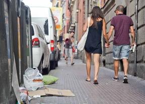 Los recortes en limpieza se notan en la calle