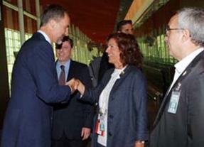 El Príncipe apoyará en Buenos Aires a Madrid 2020