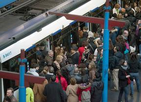 Huelga de metro de enero