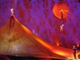 El Circo del Sol estará en Madrid del 4 al 9 de diciembre