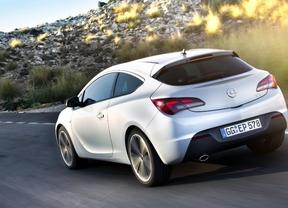 Opel Astra GTC, un diésel potente y sigiloso llega al coupé deportivo