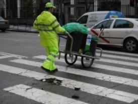 Huelga indefinida en los servicios de limpieza de Valdemoro
