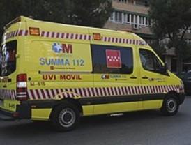 Herido grave tras perder el control de su coche