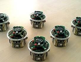 Robots que aprenden y se comunican entre sí