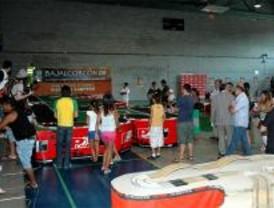 Más de 200 pilotos participarán en el campeonato de slot 'Bajalcorcón 08'