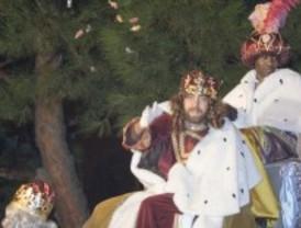 Los Reyes Magos llegan a los distritos de Madrid