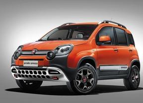Debut de los Fiat Panda Cross y Freemont Cross en Ginebra