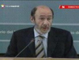 Rubalcaba afirma que 'ETA ha roto, liquidado y acabado el proceso'